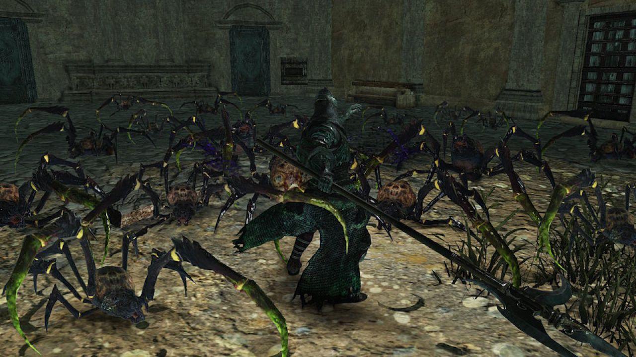 Dark Souls II: Scholar of the First Sin - Video di gameplay a 1080p e 60 frame al secondo