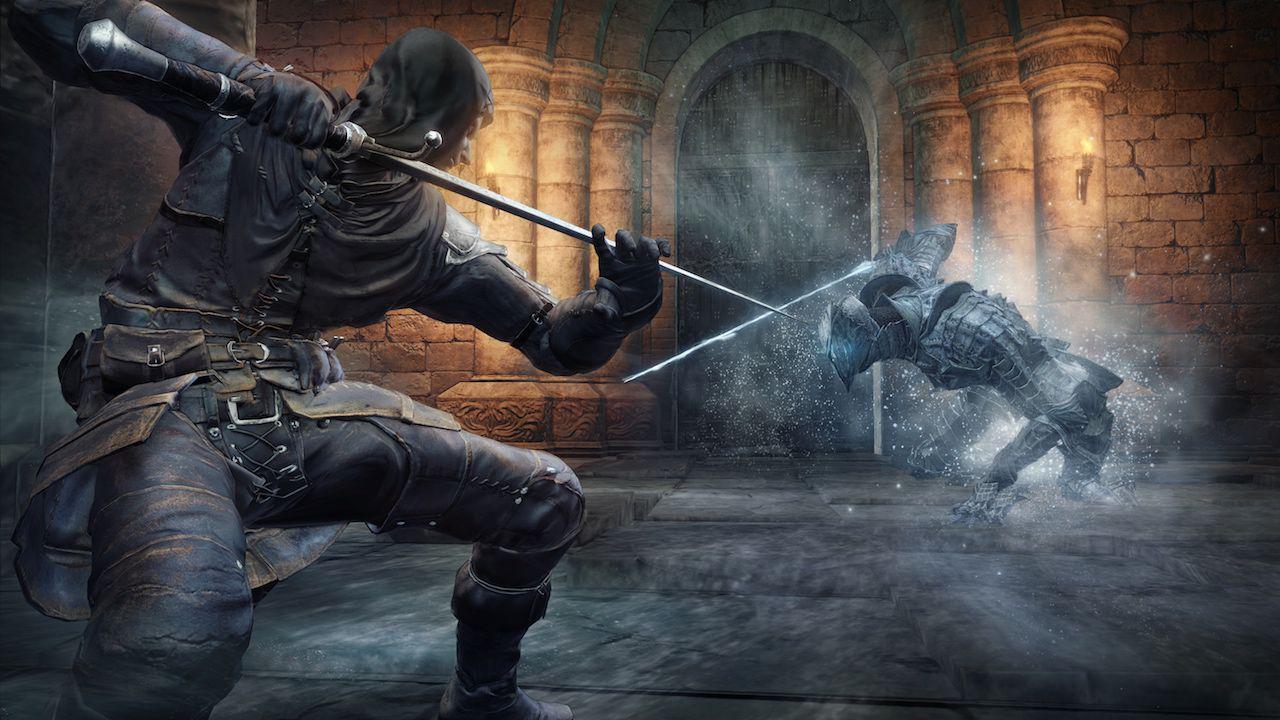 Dark Souls III: un nuovo video gameplay mostra il Cavaliere in azione