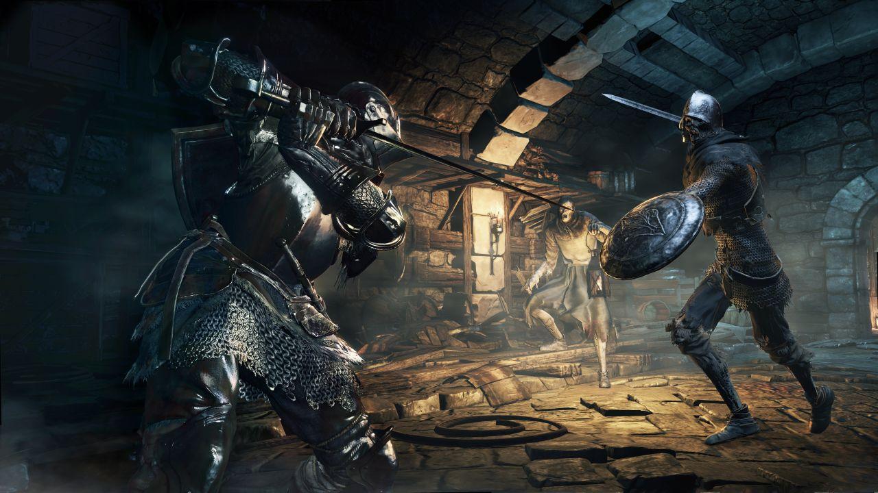 Dark Souls III per PS4: svelati i bonus preordine per l'edizione digitale