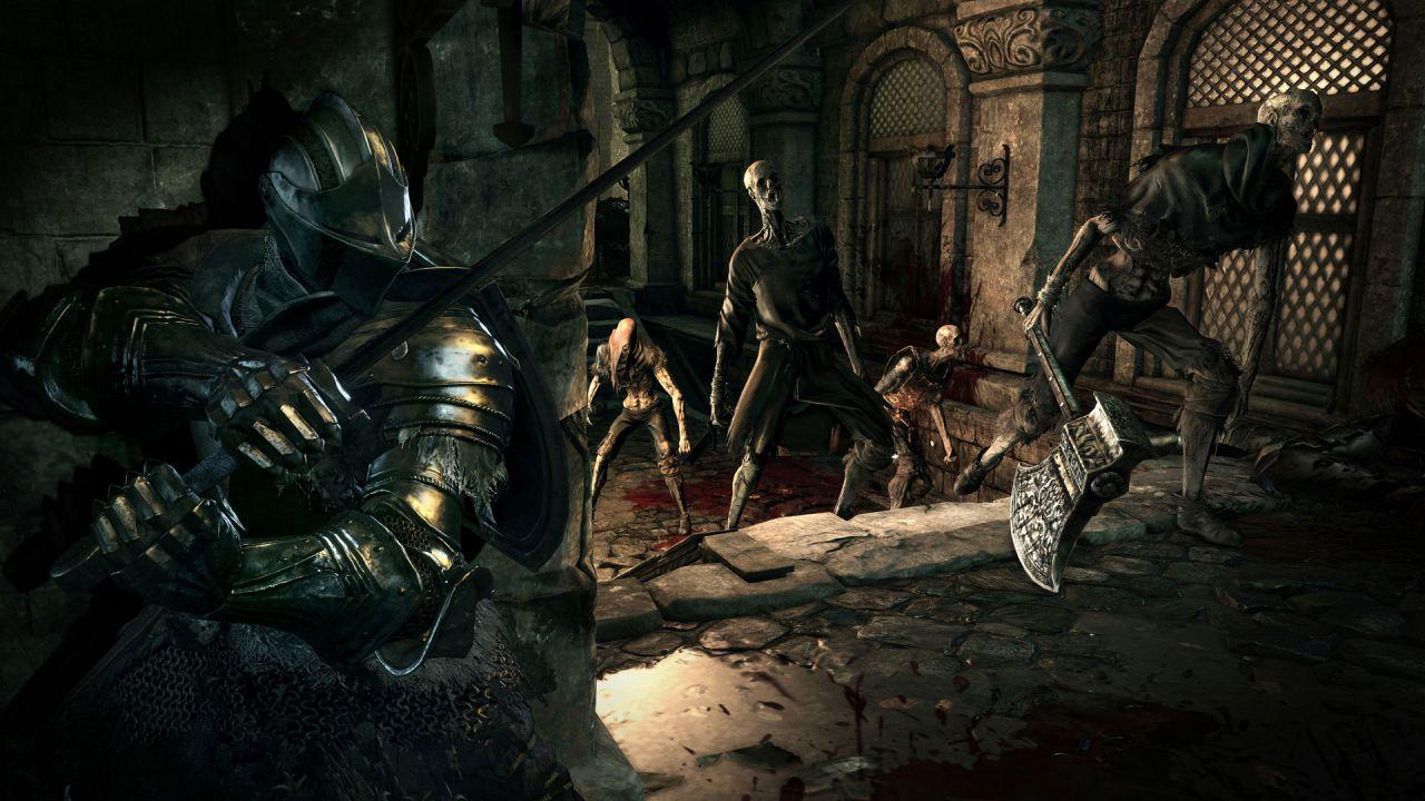 Dark Souls III: prenota il gioco su Xbox Store e ricevi una copia digitale di Dark Souls