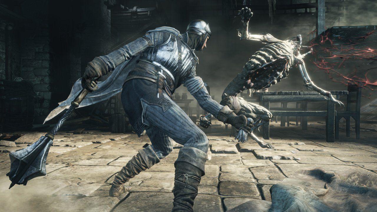 Dark Souls III: la versione digitale per Xbox One pesa 17,3 GB?
