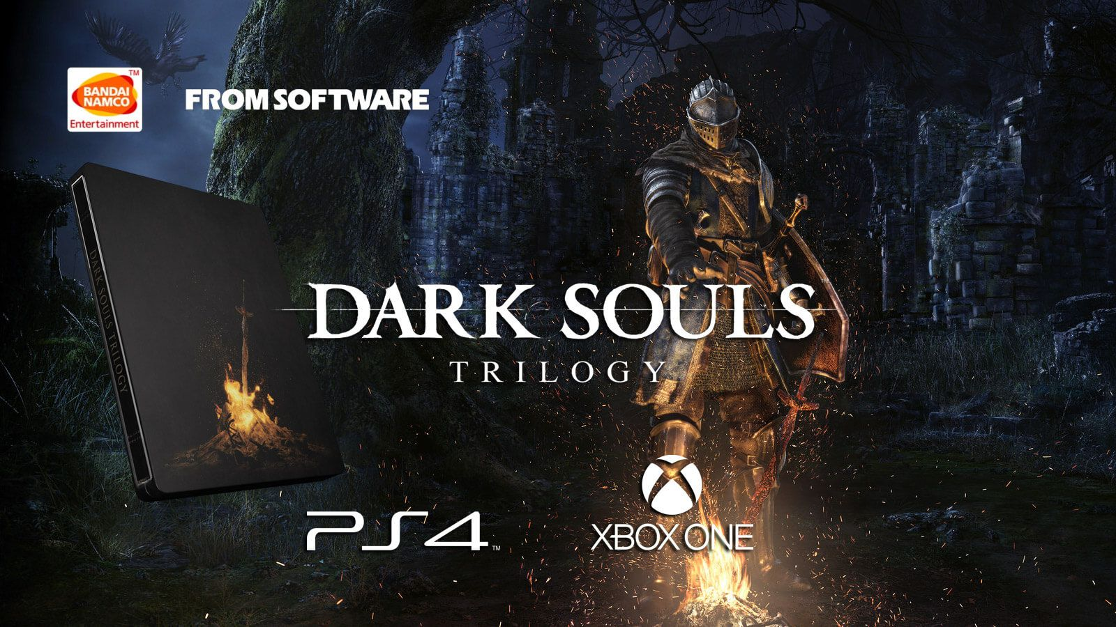 Dark Souls Trilogy arriverà anche in Italia? Aperti i preordini su Amazon.it