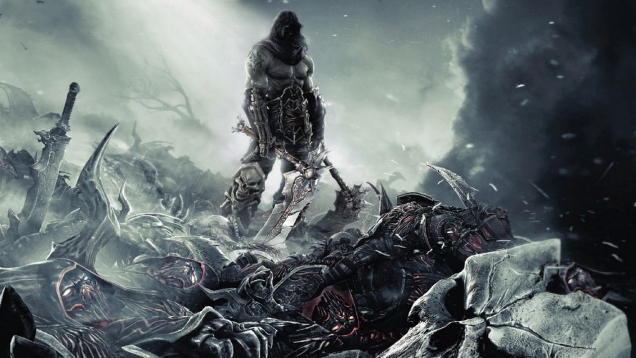 Darksiders 2: Definitive Edition si mostra in immagini comparative