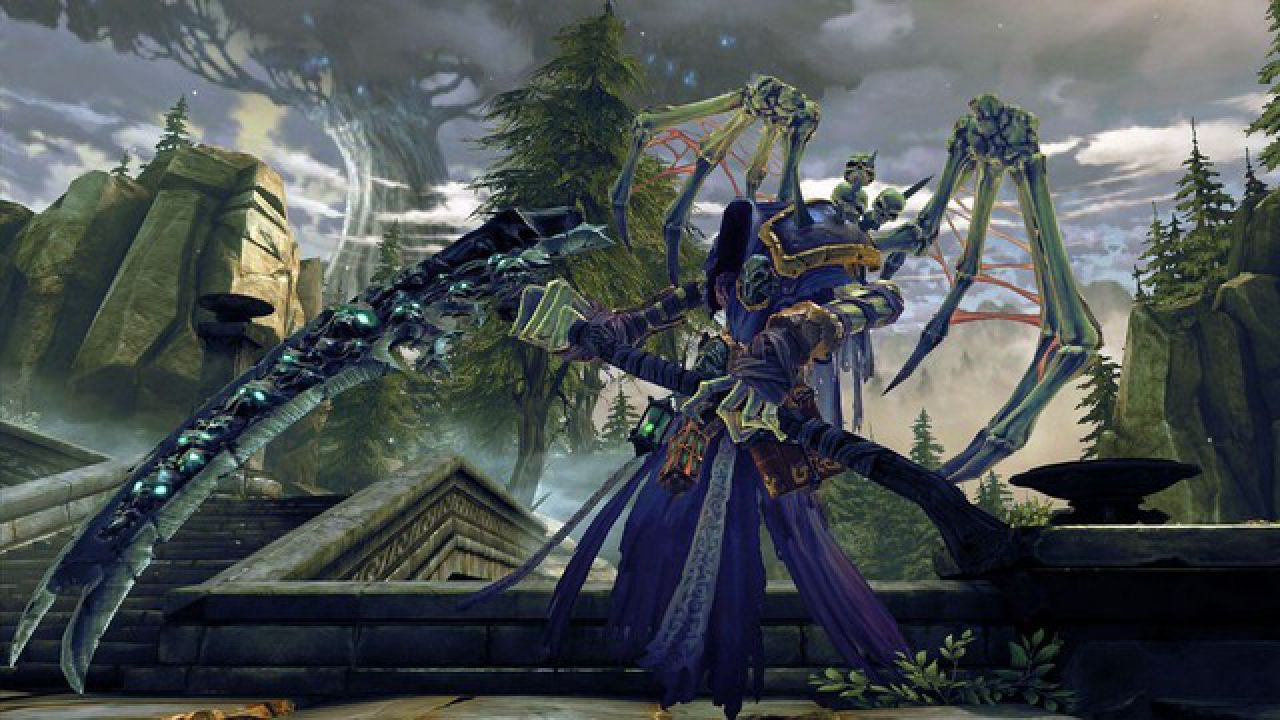 Darksiders Collection: svelata la data di uscita per PlayStation 3