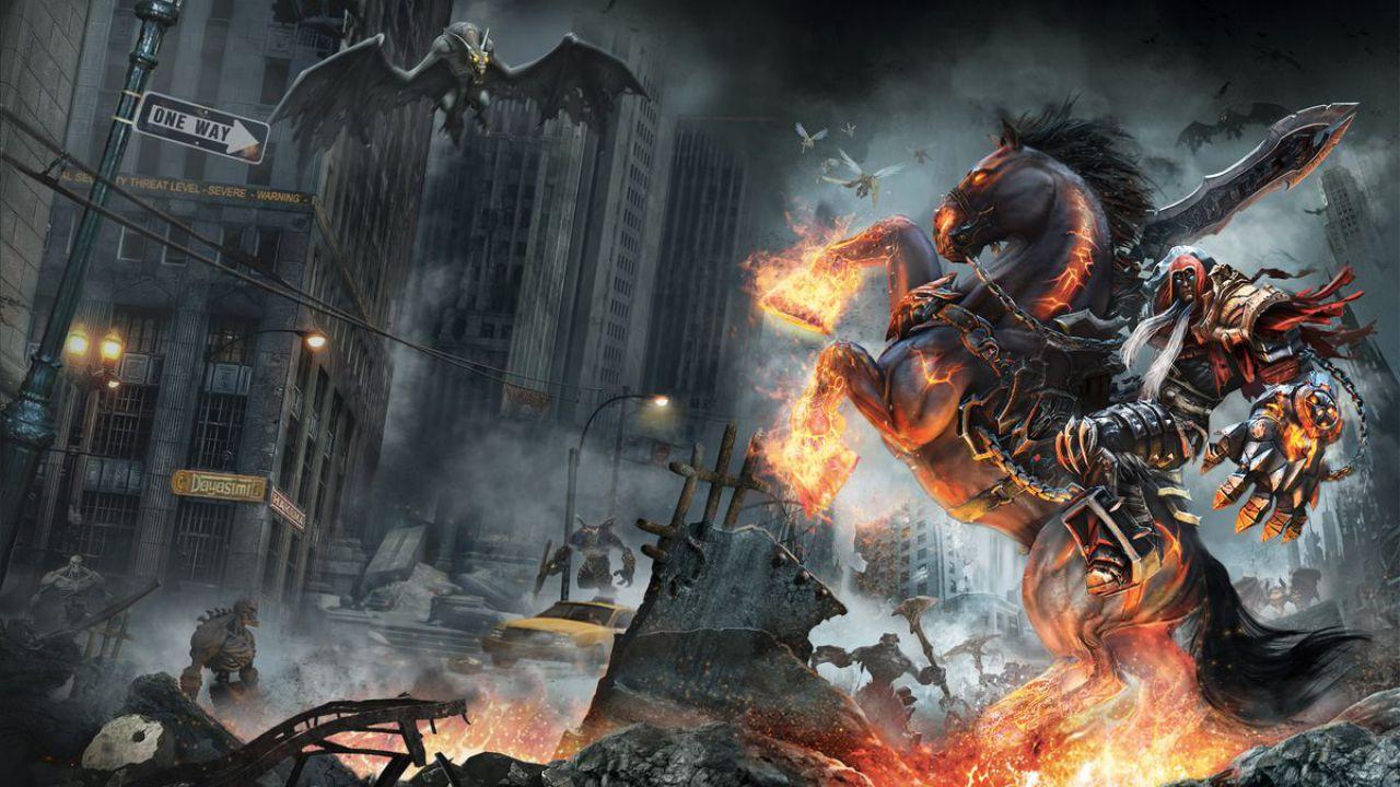 Darksiders ora gira in 4K/60fps su Xbox One X, a breve anche