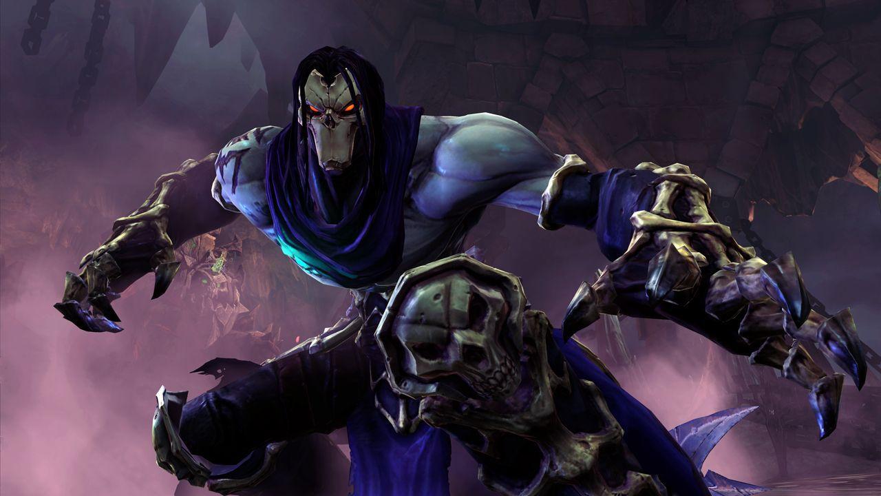 Darksiders II Deathinitive Edition arriverà a ottobre in Nord America