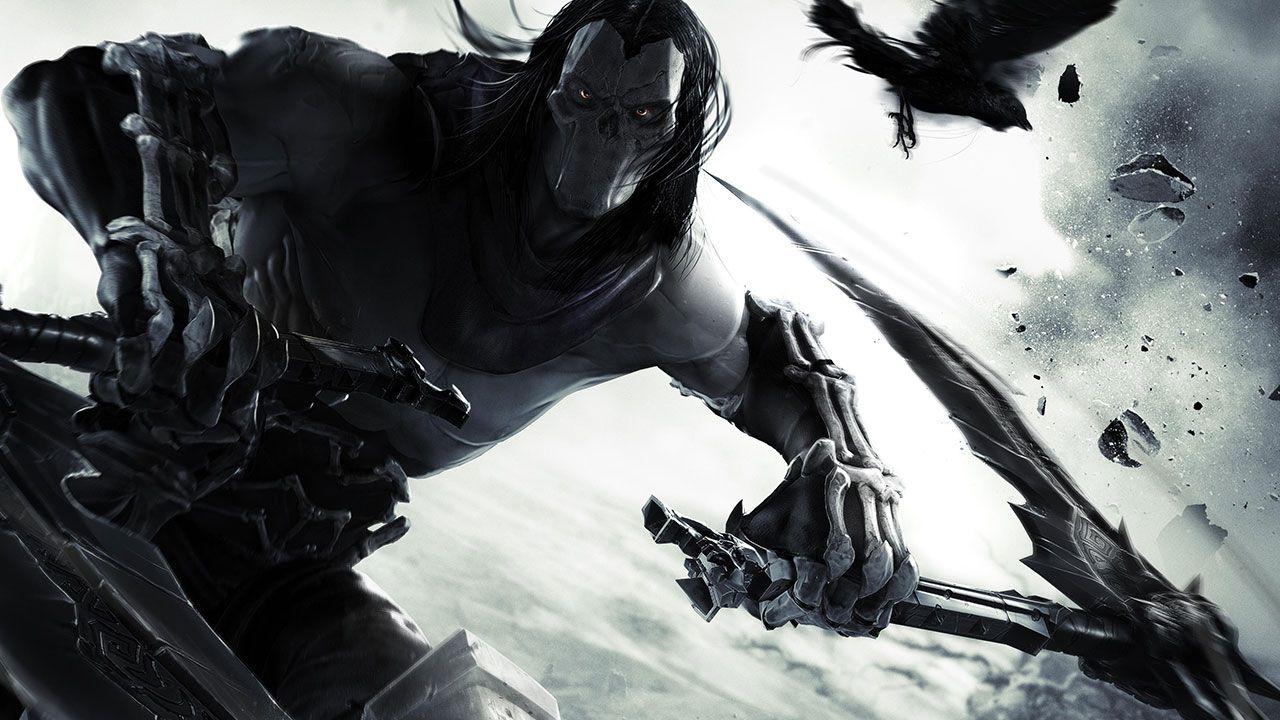Darksiders II Deathinitive Edition: ecco perchè il gioco non gira a 60 fps su console
