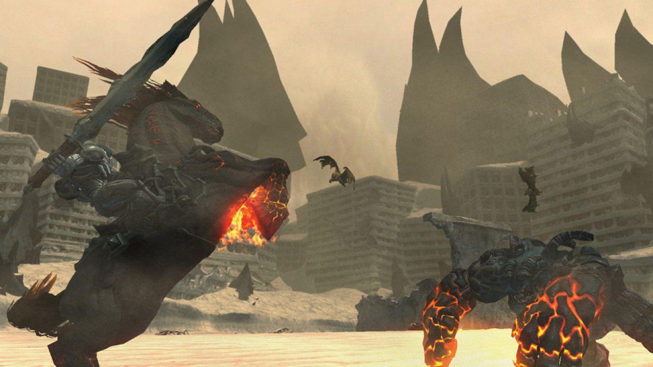 Darksiders, la versione PC rimandata a Settembre