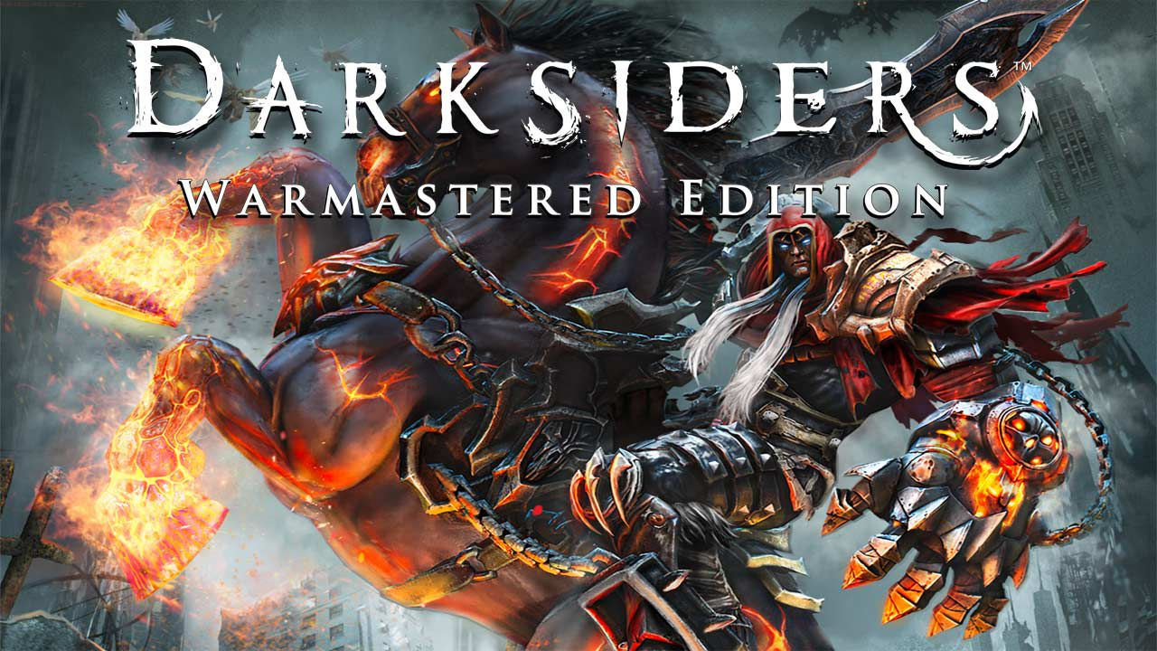 Darksiders Warmastered Edition sarà presente alla GamesCom 2016