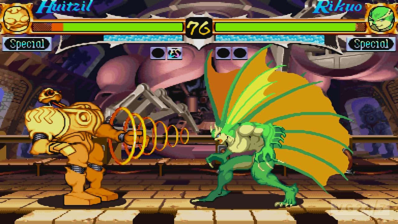 Darkstalkers Resurrection: la prossima settimana Capcom pubblicherà una patch