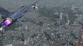 Data europea per Ace Combat: Joint Assault