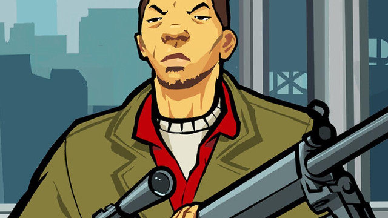 Data iPad per Grand Theft Auto: Chinatown Wars
