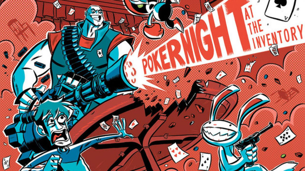 Data per Poker Night at the Inventory