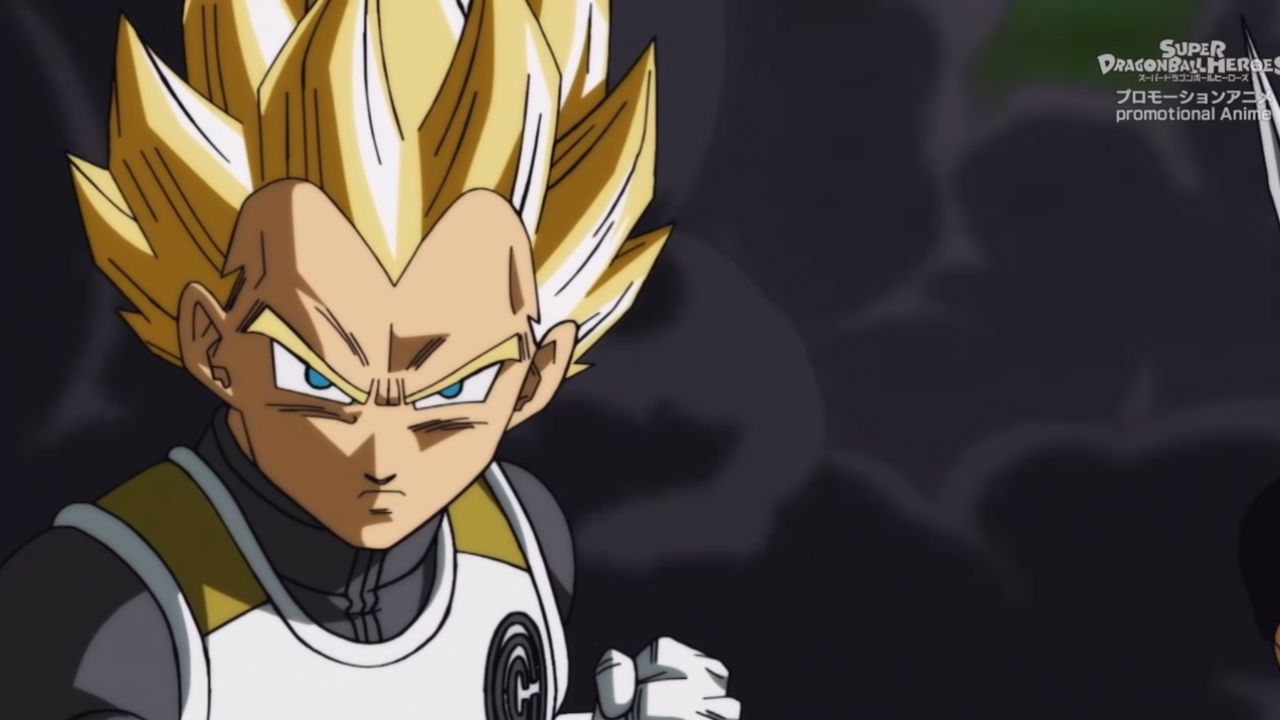 Data e preview di Super Dragon Ball Heroes, episodio 8