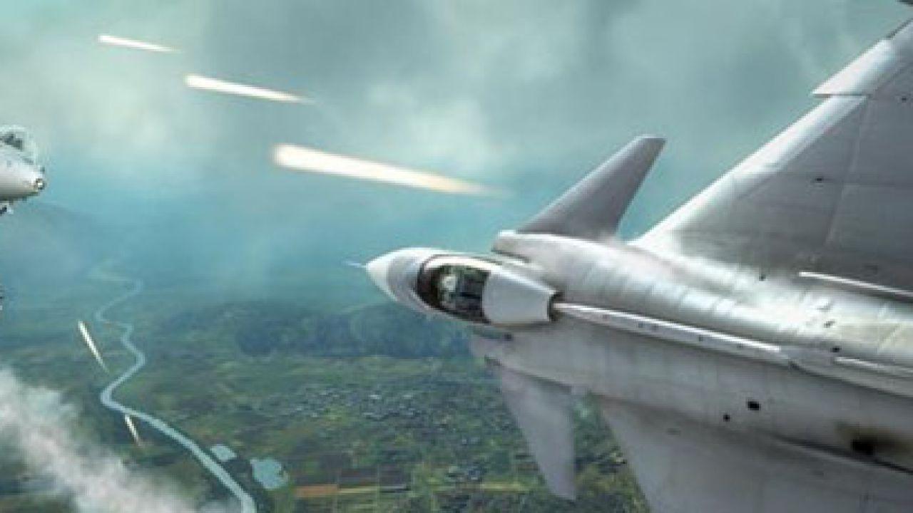 Data ufficiale per le versioni Wii e PC di Tom Clancy's H.A.W.X. 2