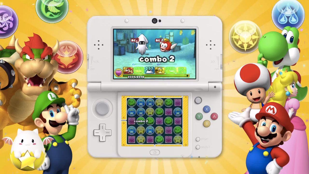 Data di uscita e demo giocabile di Puzzle & Dragons Z + Puzzle & Dragons Super Mario Bros Edition