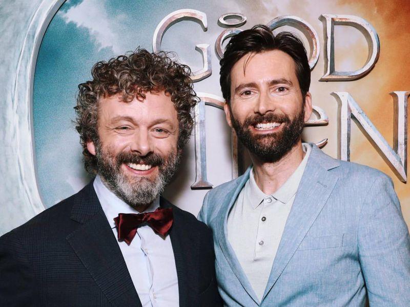 David Tennant e Michael Sheen, dopo Good Omens ancora insieme in una serie BBC: i dettagli