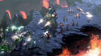 Dawn of War 3: 18 minuti di gameplay dalla Gamescom 2016