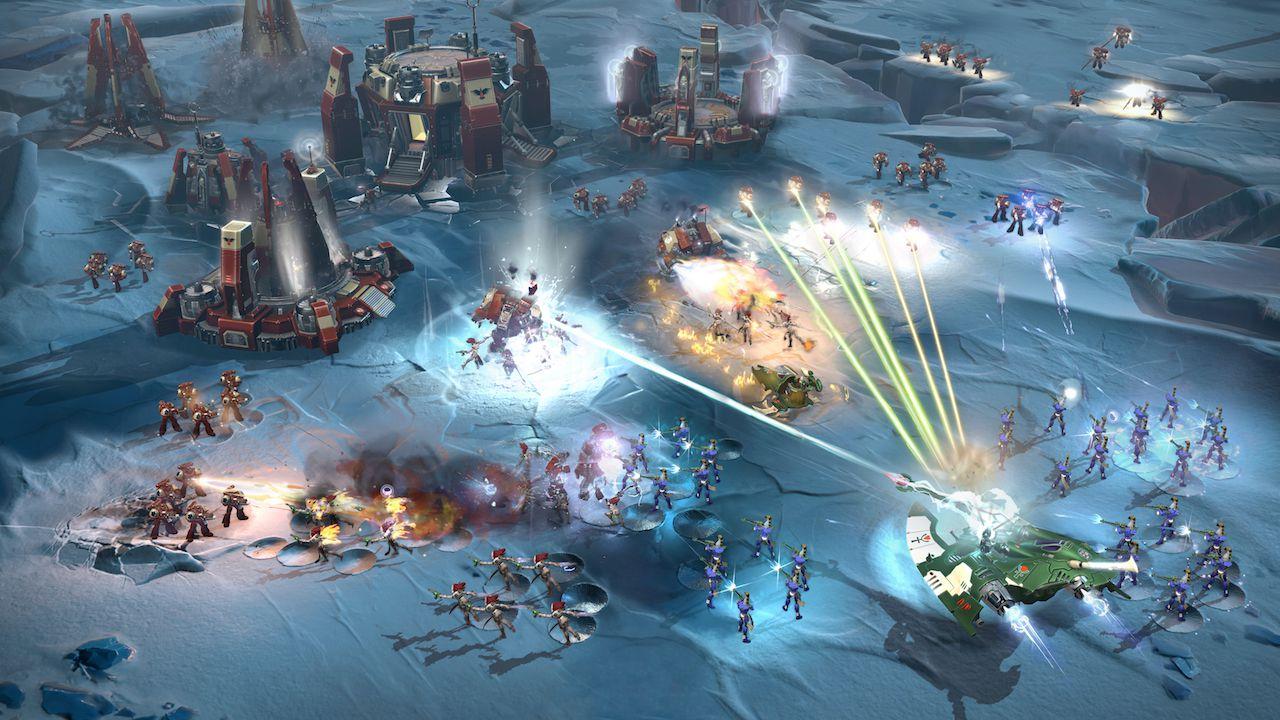 Dawn of War 3: il gameplay si mostra in un trailer
