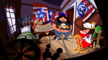 Day of the Tentacle Remastered disponibile su PC, PlayStation 4 e Vita