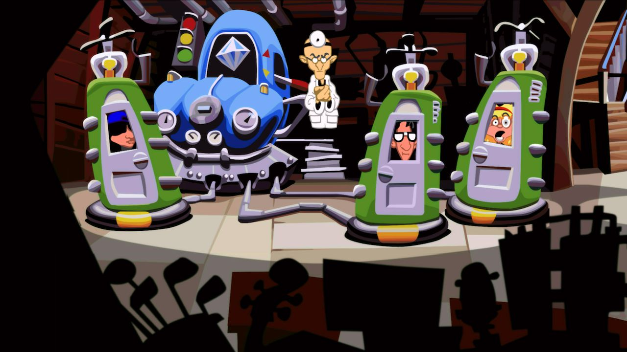 Day of the Tentacle Remastered uscirà a marzo