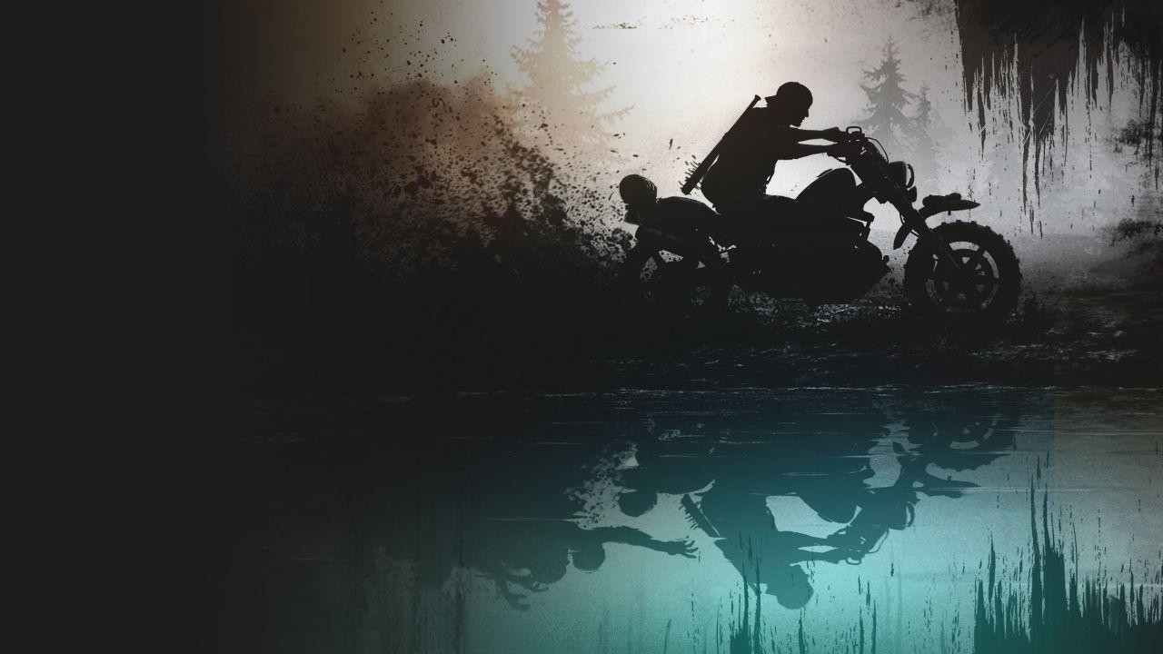 Days Gone celebra l'arrivo di PS5 con nuovi artwork sul PS Store