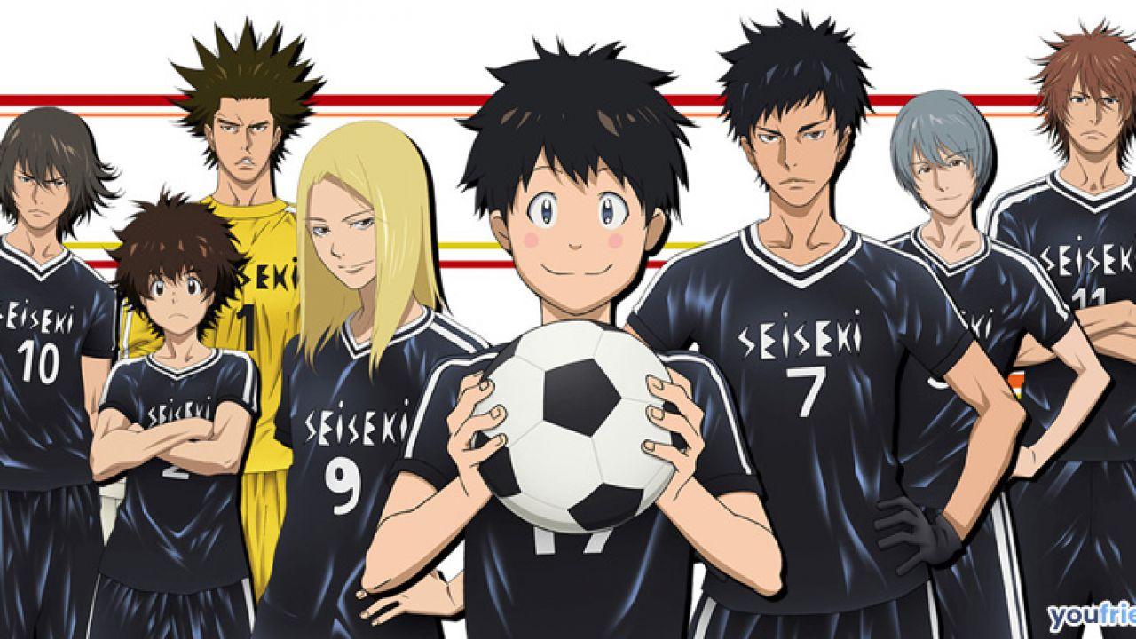 DAYS, il manga calcistico di Yasuda si concluderà il 20 gennaio con il Volume 42