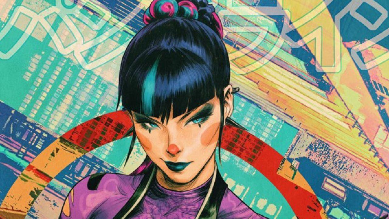 DC Comics annuncia un one-shot su Punchline, disegni curati dall'italiana Mirka Andolfo