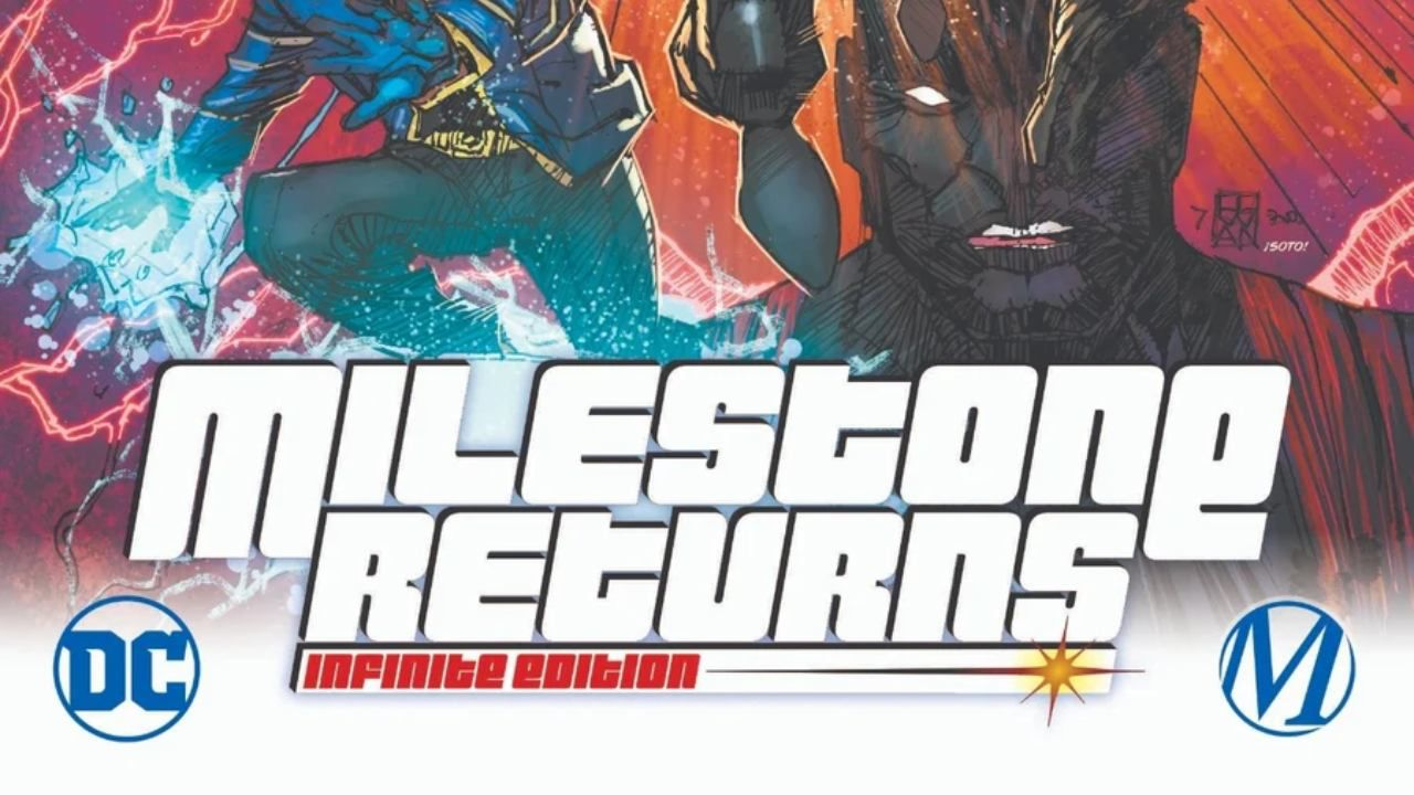 DC Comics ha annunciato una nuova ondata di titoli Milestone, ecco tutti i dettagli