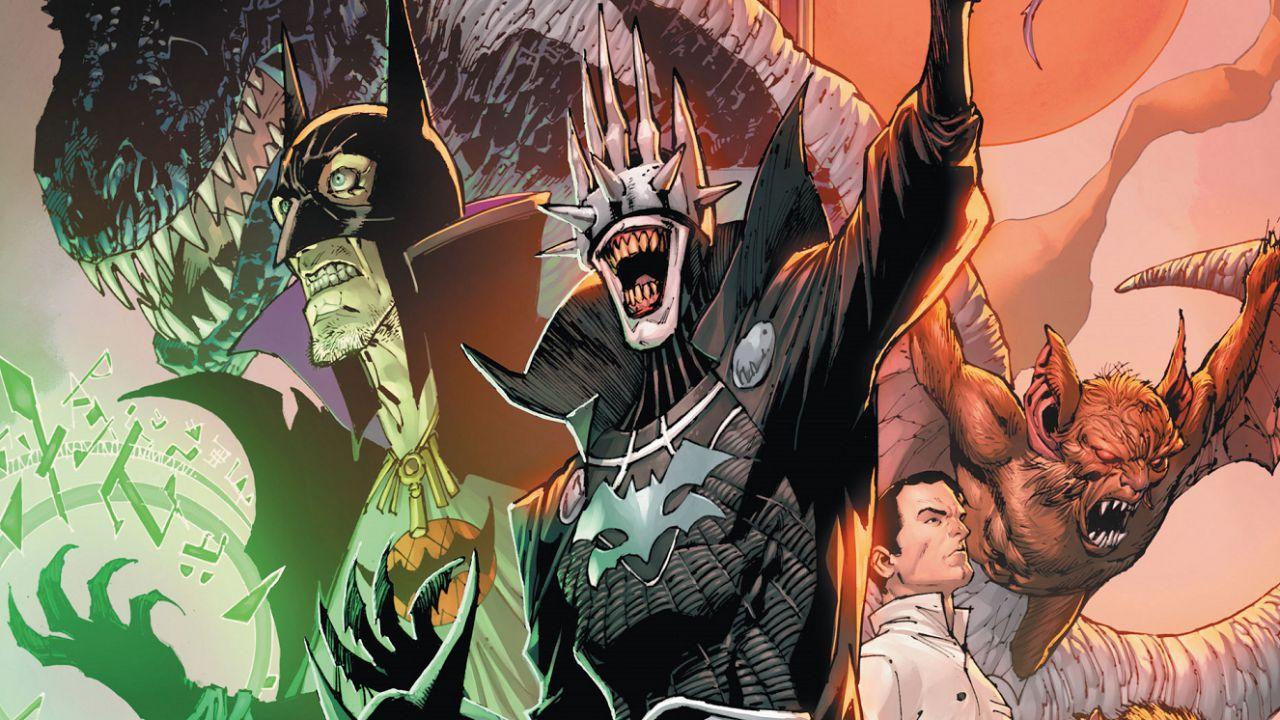 DC Comics: In Dark Nights conosciamo la figlia di due personaggi