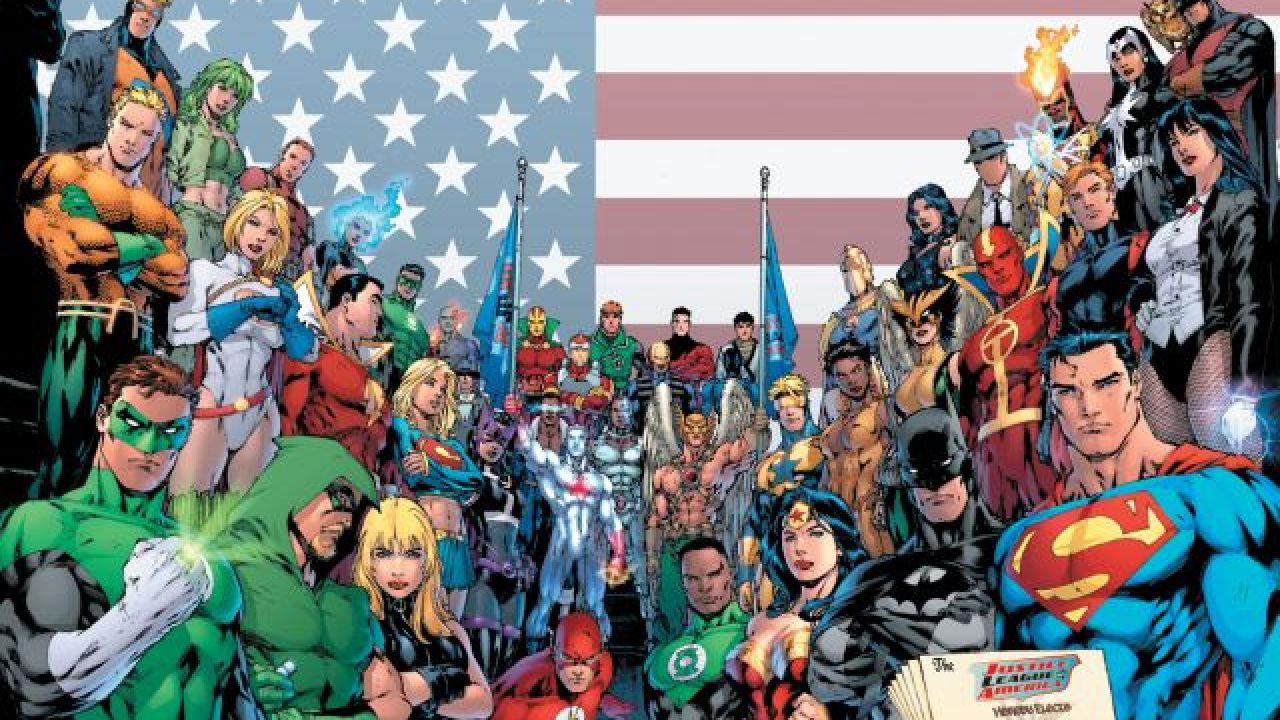 DC Comics: prima occhiata a Lanterna Verde, Flash, Aquaman e Cyborg!