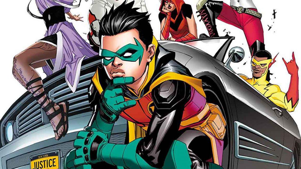 DC Comics: rivelato il traditore nel gruppo dei Teen Titans