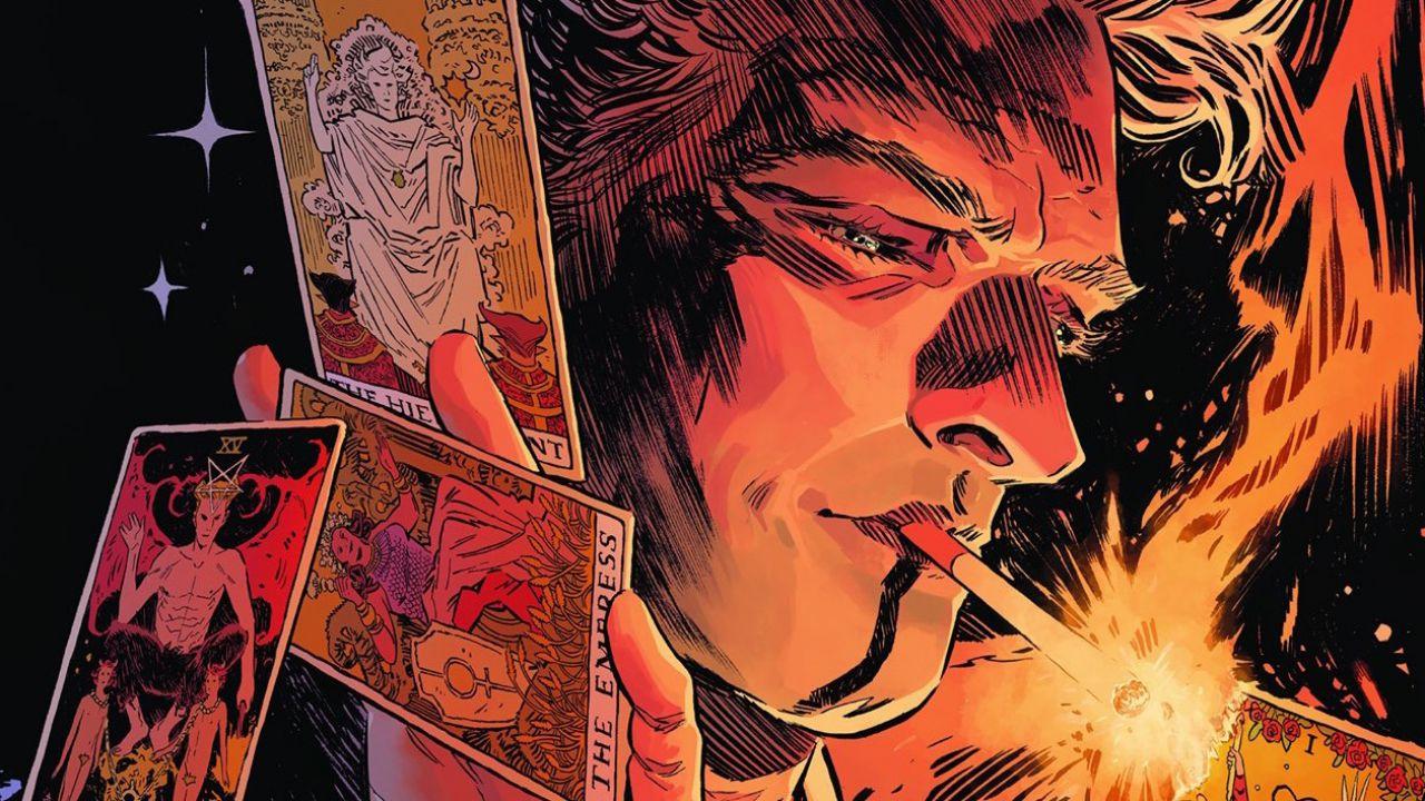 DC Constantine: arriva una serie a fumetti da uno dei creatori di The Boys