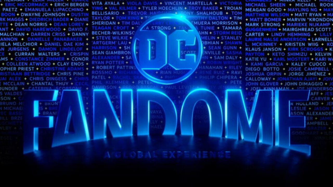 DC FanDome, il programma definitivo: orari italiani, panel e ...