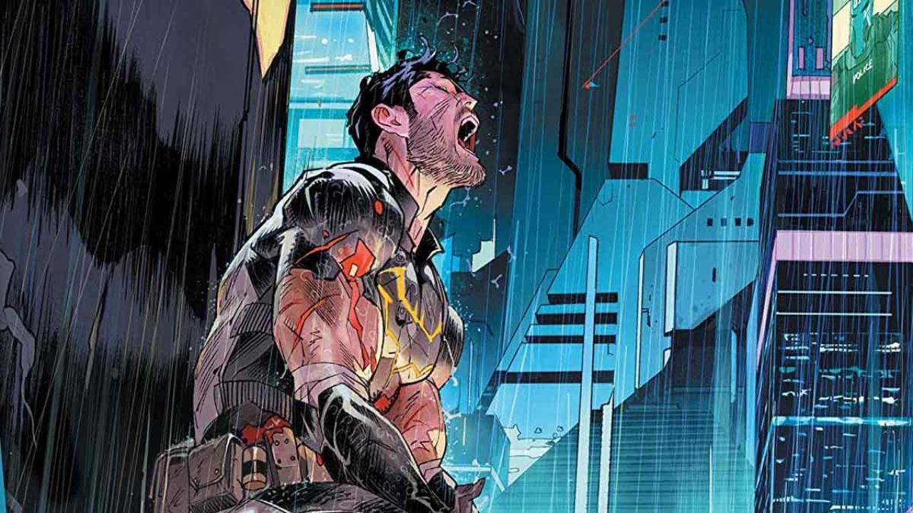 DC Future State: Dark Detective, Bruce Wayne è scampato alla morte?