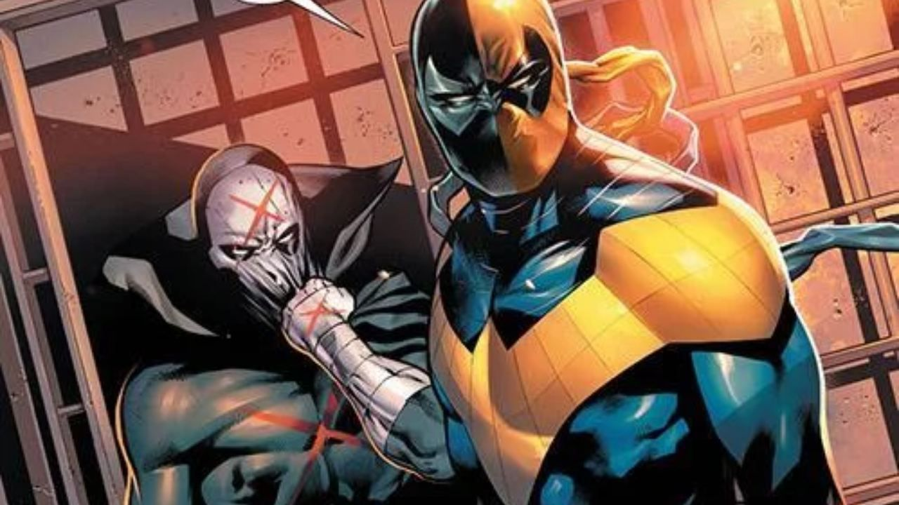 DC Future State: uno dei Teen Titans ha assunto il ruolo di Deathstroke?