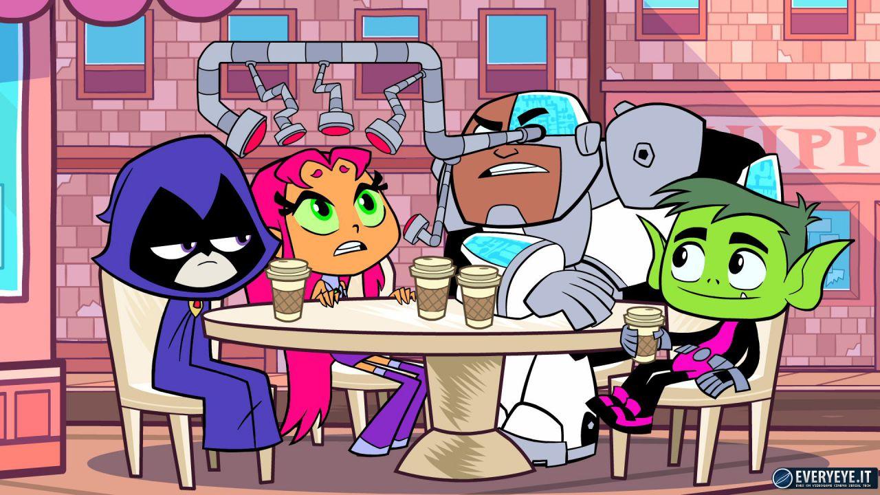 Dc Nation: Cartoon Network conferma le serie cancellate