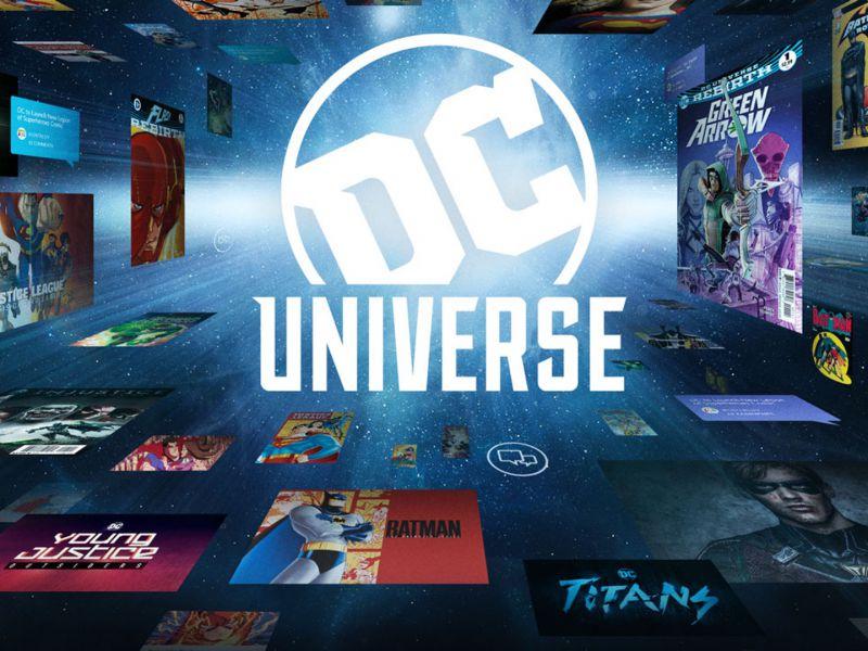 DC Universe, Jim Lee rivela il futuro del servizio streaming maledetto