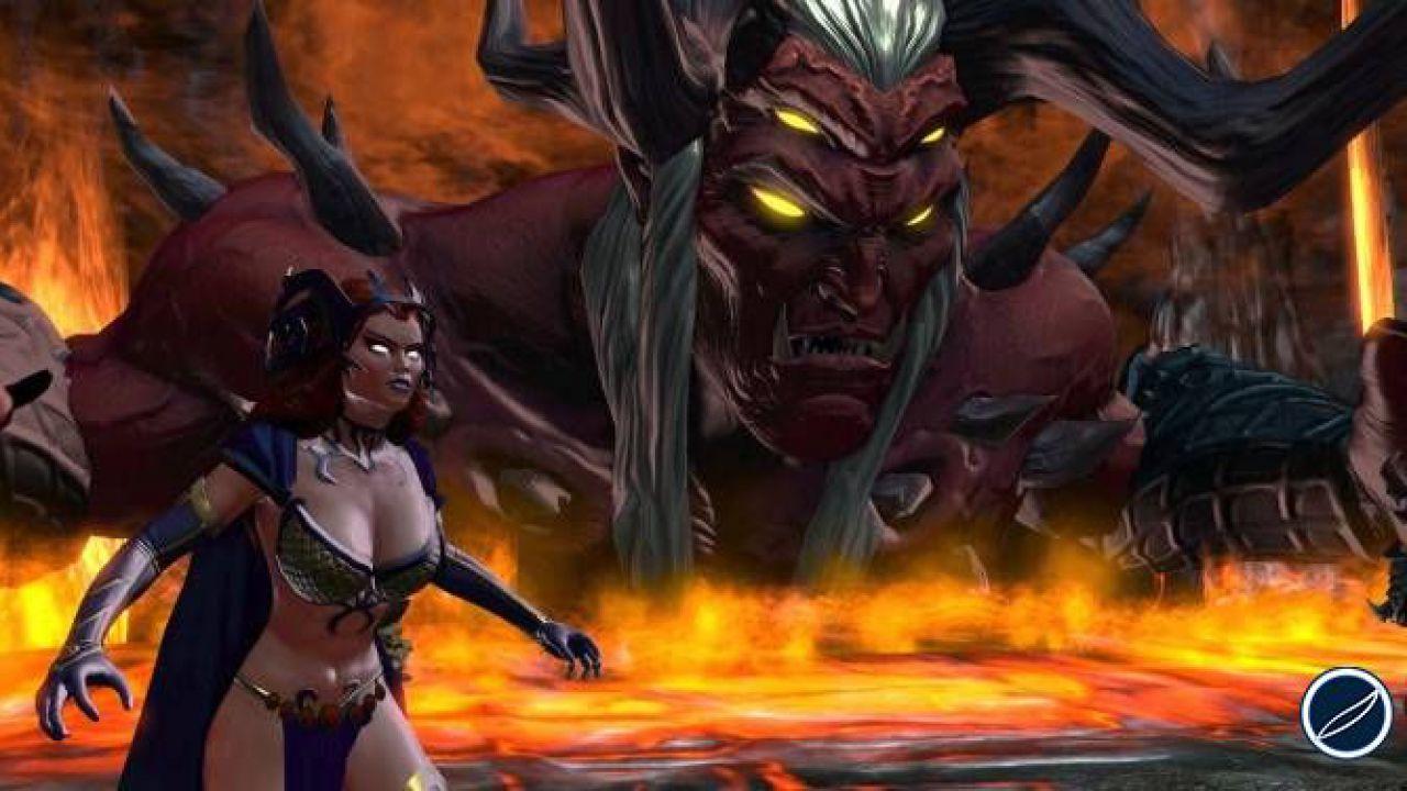 DC Universe Online: la data di uscita del DLC 7