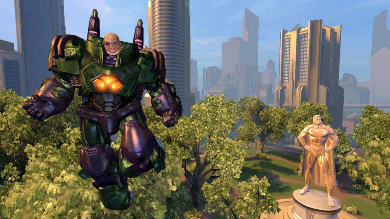 DC Universe Online: Sons of Trigon è disponibile per il download  - trailer di lancio