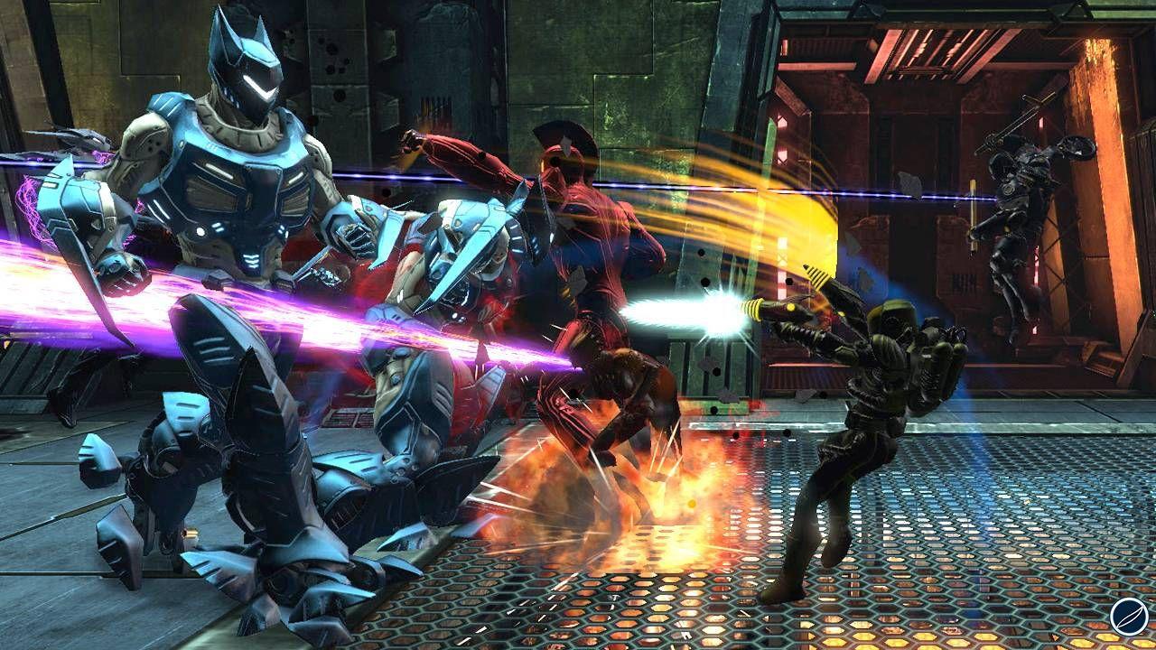 DC Universe Online: le versioni PS3 e PS4 avranno gli stessi server