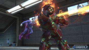 DC Universe Online: un video mostra la nuova interfaccia grafica