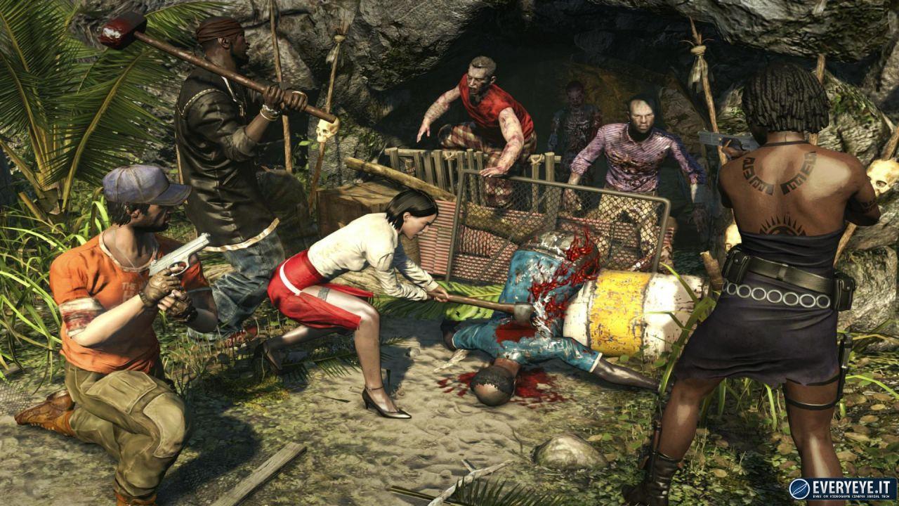 Dead Island: Riptide a 24,98€ su Amazon.it