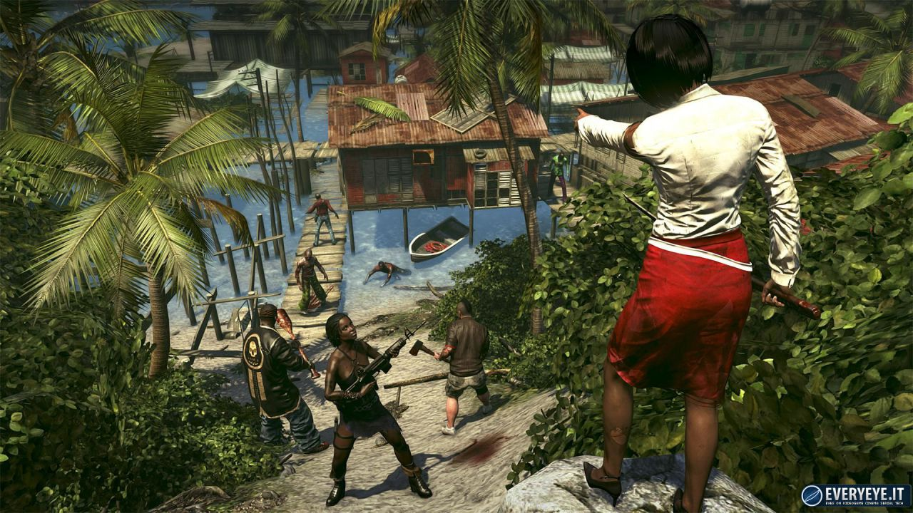 Dead Island Riptide: codici Steam sbagliati nella versione PC nel Regno Unito