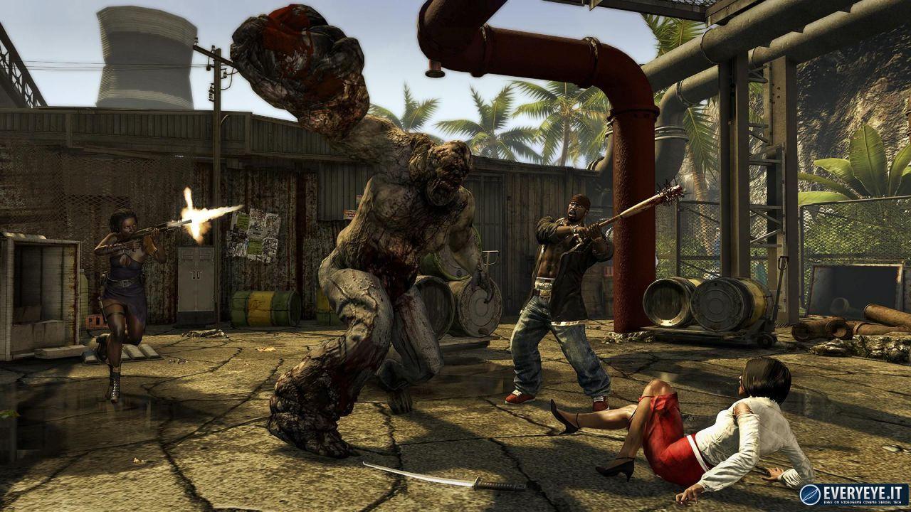 Dead Island Riptide giocabile gratis su Steam nel fine settimana