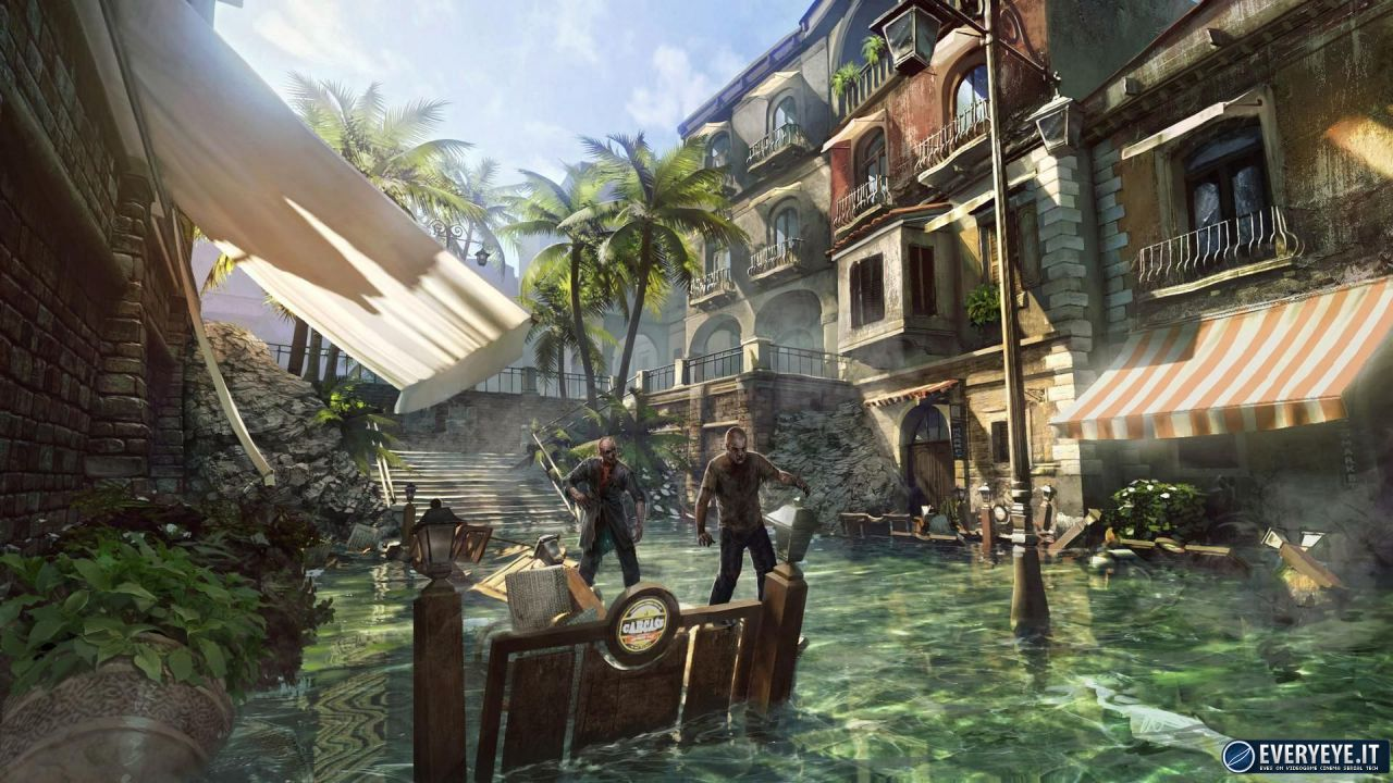 Dead Island Riptide al primo posto della classifica UK