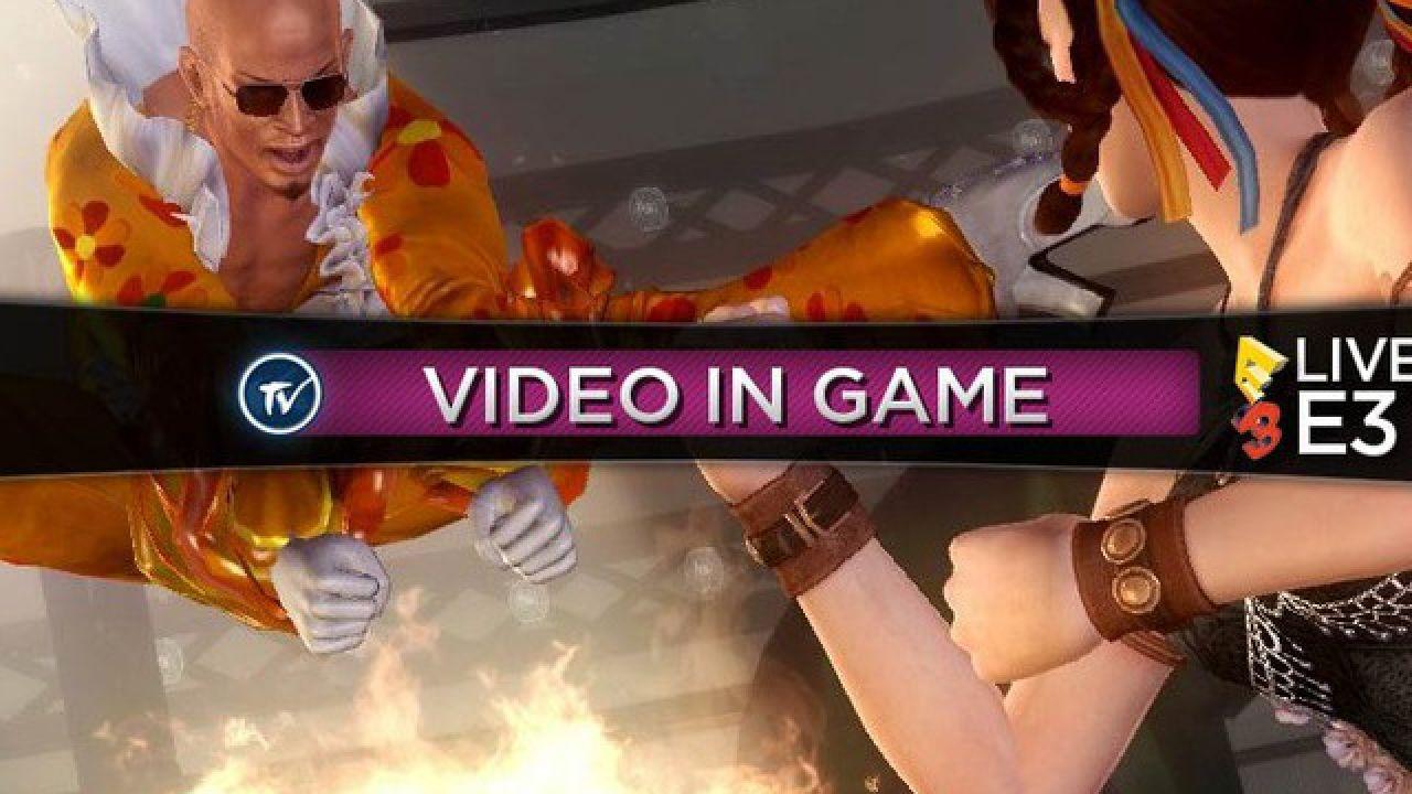 Dead or Alive 5: confermata Pai Chan di Virtua Fighter