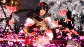 Dead or Alive 5 Last Round: la nuova combattente Naotora Li si mostra in un video gameplay