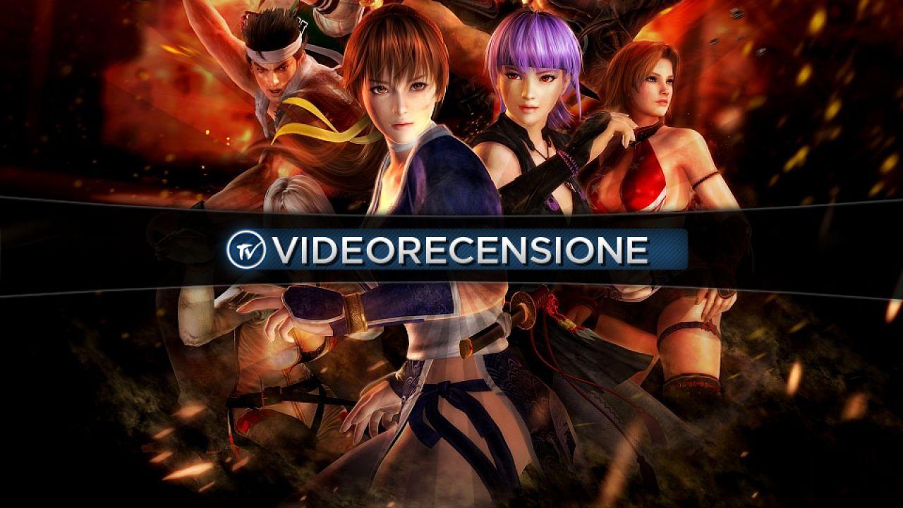 Dead or Alive 5 Plus sarà rilasciato su Ps Vita all'inizio del 2013