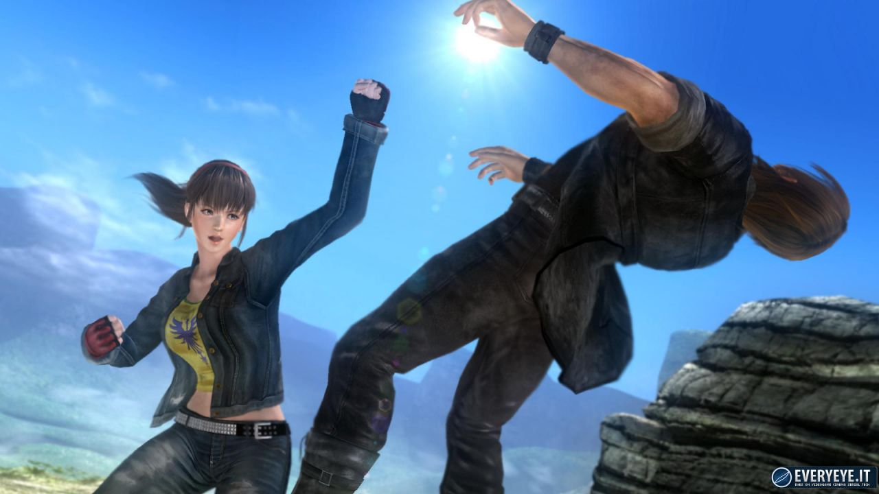 Dead or Alive 5 Ultimate: Nyotengu arriverà in Europa a settembre